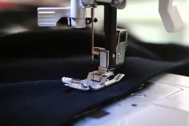 make a sewing machine quieter