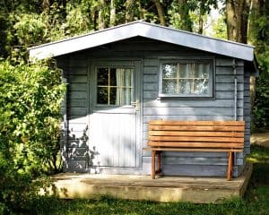 soundproofing a garden shed