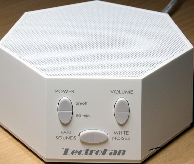 White Noise Machine for Bathroom (Enjoy Your Privacy)