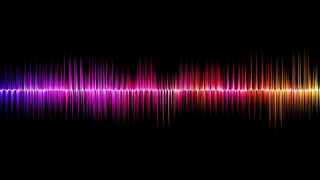sound frequency waves