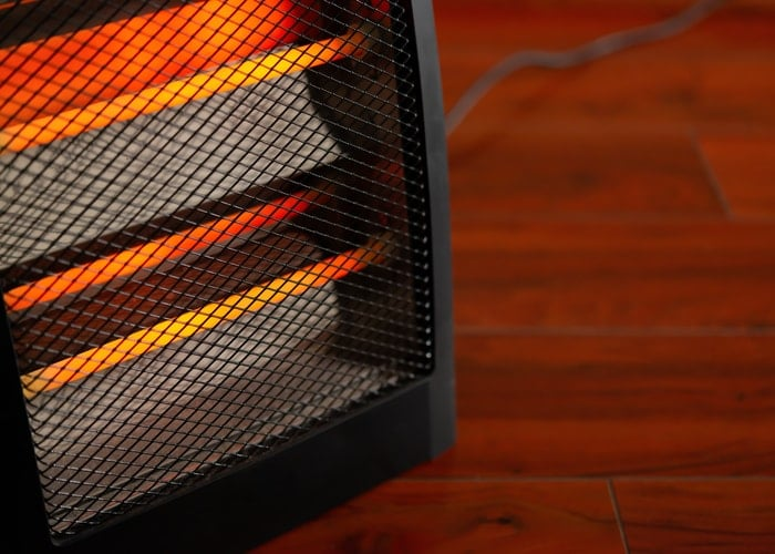 Top 5 Best Quiet Space Heaters [Warm the Room Silently]