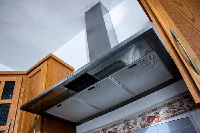quiet kitchen range hood